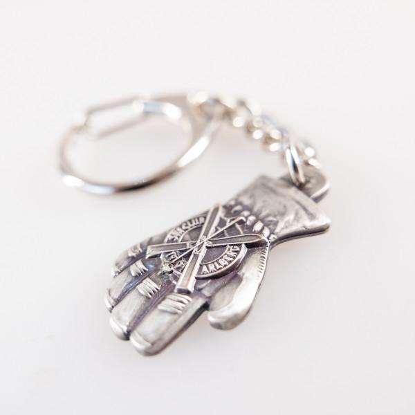 Schlüsselanhänger Handschuh