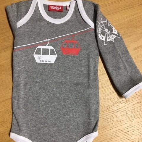 Baby Body Langarm